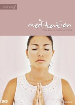 Rent Meditation: The Key to Peace of Mind Online DVD Rental