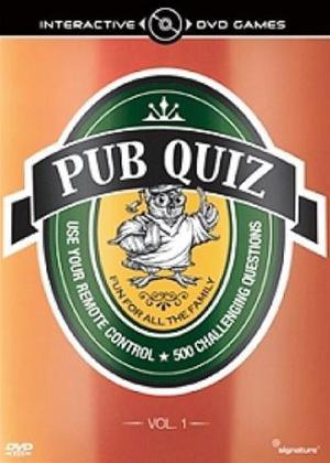 Pub Quiz: Vol.1 Online DVD Rental