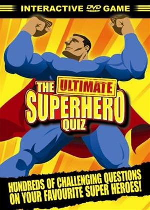 The Ultimate Superhero Quiz Online DVD Rental