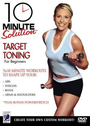Rent 10 Minute Solution: Target Toning Online DVD Rental