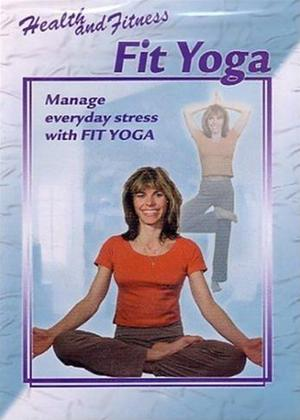 Rent Health and Fitness: Fit Yoga Online DVD Rental