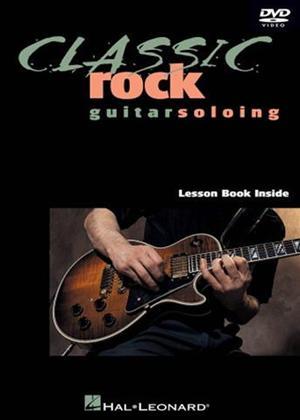 Classic Rock Guitar Soloing Online DVD Rental