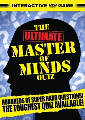 The Ultimate Master of Minds Quiz Online DVD Rental