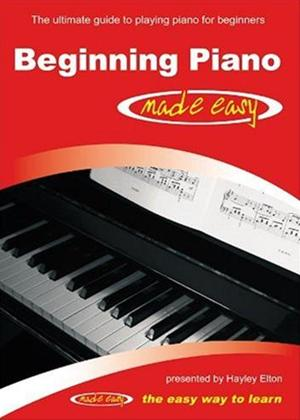 Rent Beginning Piano Made Easy Online DVD Rental