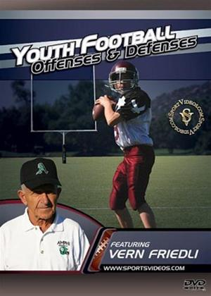 Youth Football: Offenses and Defenses Online DVD Rental