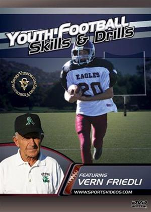 Youth Football: Skills and Drills Online DVD Rental