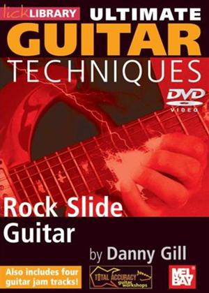 Rent Ultimate Guitar Techniques: Rock Slide Guitar Online DVD Rental