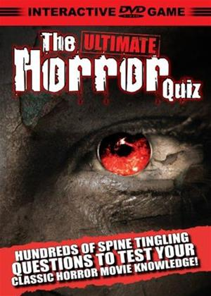 Rent The Ultimate Horror Quiz: Interactive Online DVD Rental