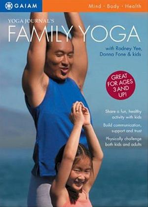 Rent Family Yoga Online DVD Rental