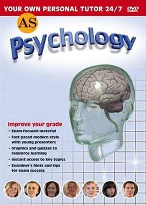 Rent AS Revision Psychology Online DVD Rental