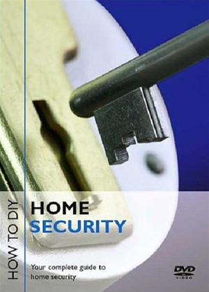 Rent How to D.I.Y.: Home Security Online DVD Rental