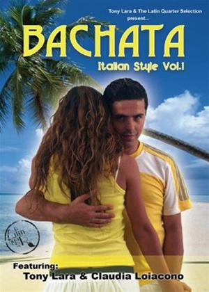 Rent Bachata Italian Style: Vol.1: Beginners Online DVD Rental