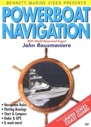 Powerboat Navigation Online DVD Rental