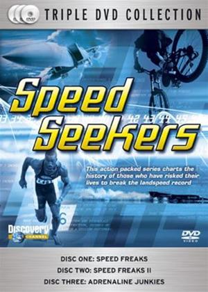 Speed Seekers Online DVD Rental