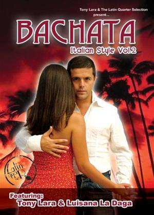 Rent Bachata Italian Style: Vol.2: Intermediate Online DVD Rental