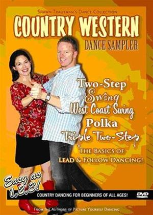 Country and Western Dance Sampler Online DVD Rental