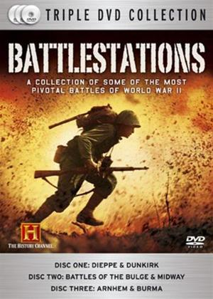 Battlestations Online DVD Rental