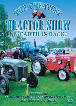 The Greatest Tractor Show on Earth Is Back! Online DVD Rental