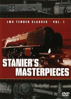 LMS Tender Classes: Stanier's Masterpiece Online DVD Rental
