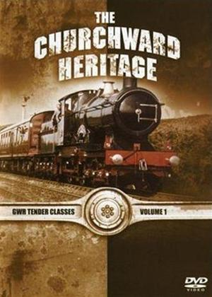 GWR Tender Classes: The Churchward Heritage Online DVD Rental