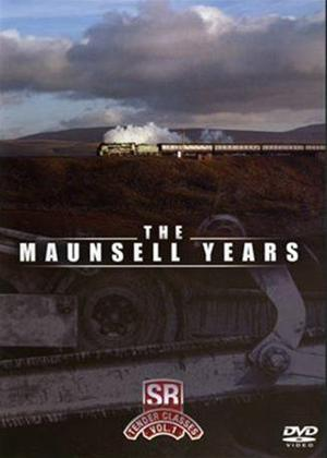 SR Tender Classes: The Maunsell Years Online DVD Rental