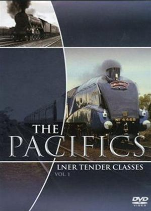 LNER Tender Classes: The Pacifics Online DVD Rental