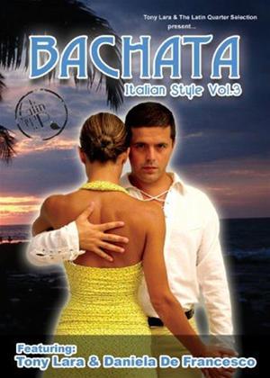Rent Bachata Italian Style: Vol.3: Advanced Online DVD Rental