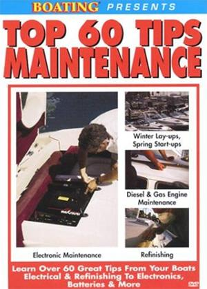 Rent Boating Maintainance: Top 60 Tips Online DVD Rental