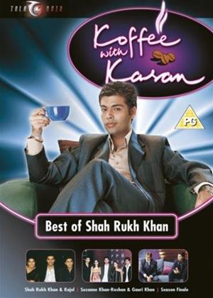Koffee with Karan: Vol.1: The Best of Shar Rukh Khan Online DVD Rental