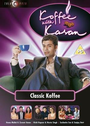 Koffee with Karan: Vol.3: Classic Koffee Online DVD Rental