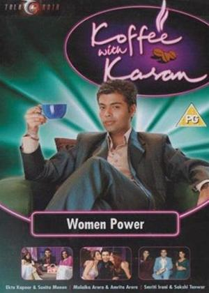 Koffee with Karan: Vol.7: Women Power Online DVD Rental