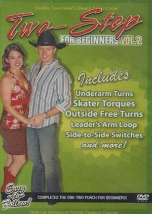 Two Step for Beginners: Vol.2 Online DVD Rental