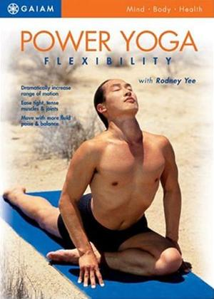 Rent Power Yoga: Flexibility Online DVD Rental