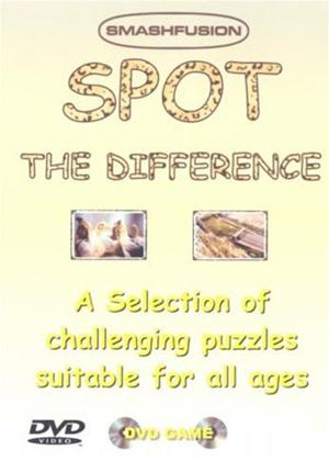 Spot the Difference Online DVD Rental