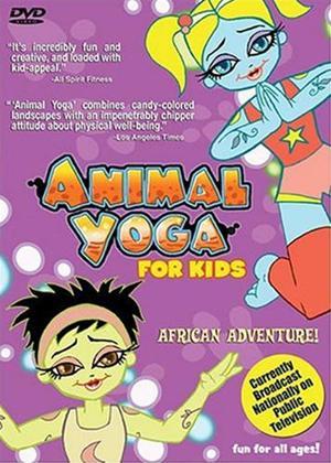 Animal Yoga for Kids: African Adventures Online DVD Rental