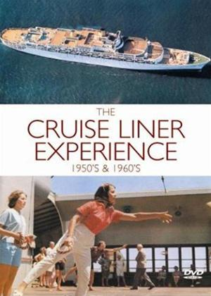 Rent The Cruise Liner Experience: 1950s and 1960s Online DVD Rental