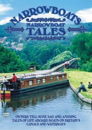 Rent British Narrowboating: Narrowboating Tales Online DVD Rental