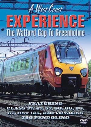 West Coast Experience: The Watford Gap to Greenholme Online DVD Rental
