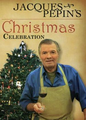 Jacques Pepin: Christmas Celebration Online DVD Rental