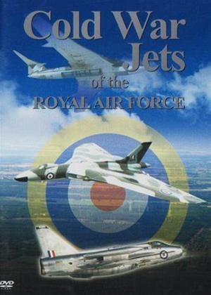 Cold War Jets of the Royal Air Force Online DVD Rental