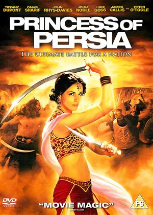 Rent Princess of Persia Online DVD Rental