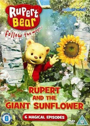 Rent Rupert the Bear: Vol.3: Rupert and the Giant Sunflower Online DVD Rental