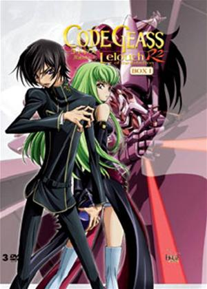 Rent Code Geass R2: Set 1 Online DVD Rental