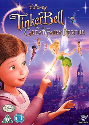 Rent Tinker Bell and the Great Fairy Rescue Online DVD Rental