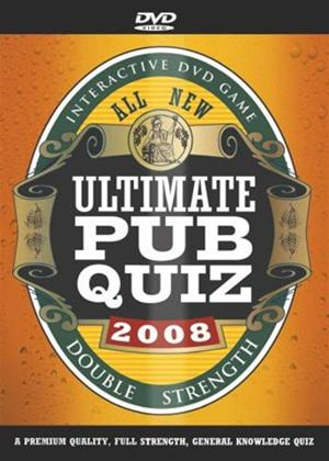 All New Ultimate Pub 2008 Online DVD Rental