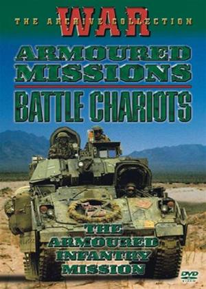 Rent Armoured Missions: Battle Chariots Online DVD Rental