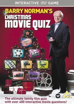 Rent Barry Norman's Christmas Movie Quiz Online DVD Rental