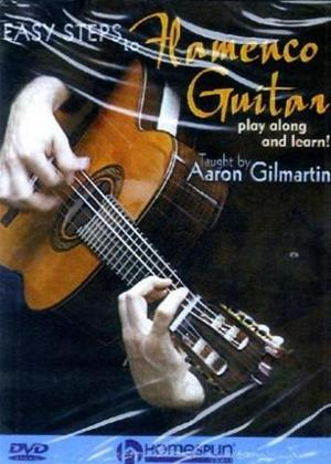 Rent Easy Steps to Flamenco Guitar Online DVD Rental
