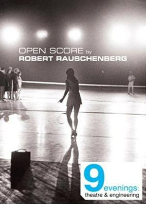 Rent Open Score by Robert Rauschenberg Online DVD Rental