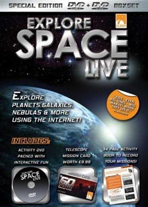 Rent Explore Space: Live Online DVD Rental